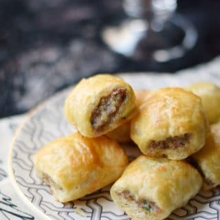 No party is complete without Puff Pastry Sausage Rolls, they are everyone