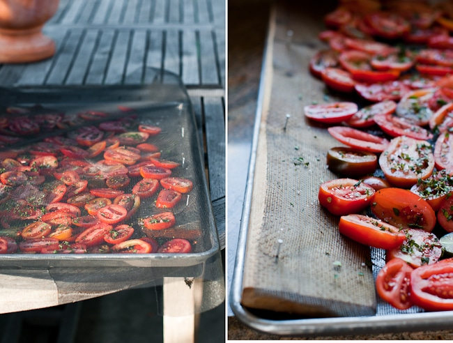 sun dried tomatoes recipe @whiteonrice