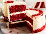 Красный бархат классический – классический рецепт с фото пошагово