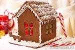 Как собрать пряничный домик – Пряничный домик рецепт с фото пошагово