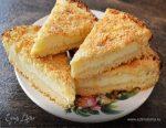 Королевская ватрушка едим дома – Королевская ватрушка. Ингредиенты: творог, сахар, яйца куриные