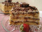 Швейцарский торт – Торт «Швейцарский», пошаговый рецепт с фото