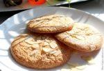 Печенье с миндалем – Миндальное печенье: 7 вкусных рецептов |
