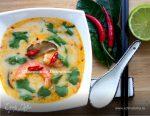 Tom yum creamy способ приготовления – Три способа приготовления тайского супа Том Ям (рецепт с фото)